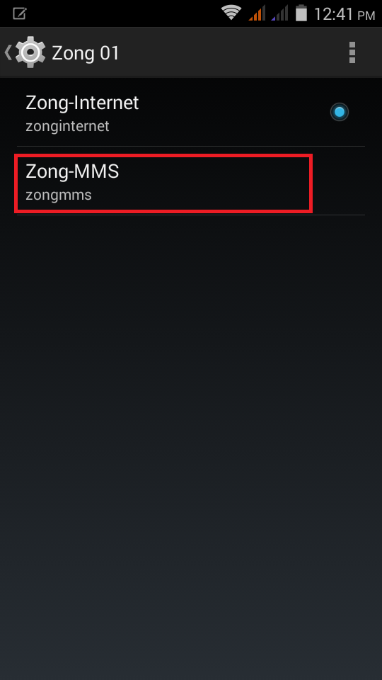 Disable MMS APN for Stagefright